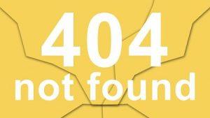 editor-error-404