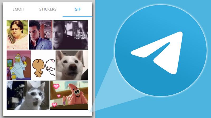 Aprenda paso a paso cómo compartir imágenes GIF con sus contactos y grupos de Telegram