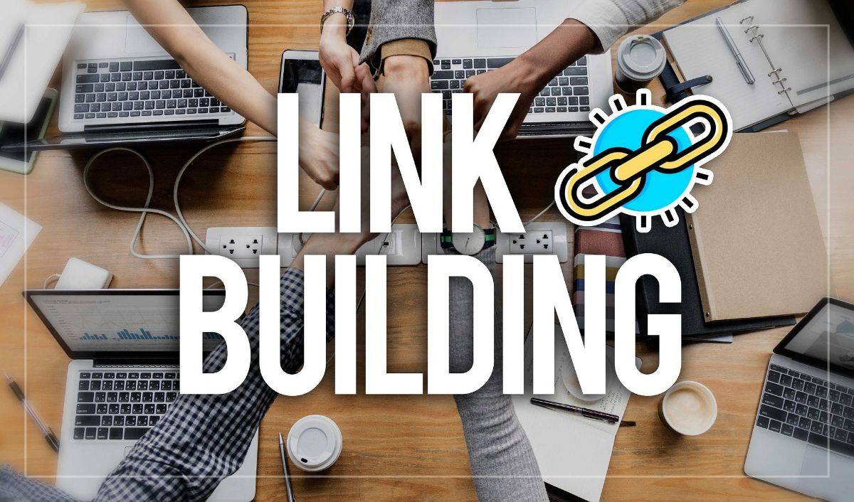 construcción de enlaces