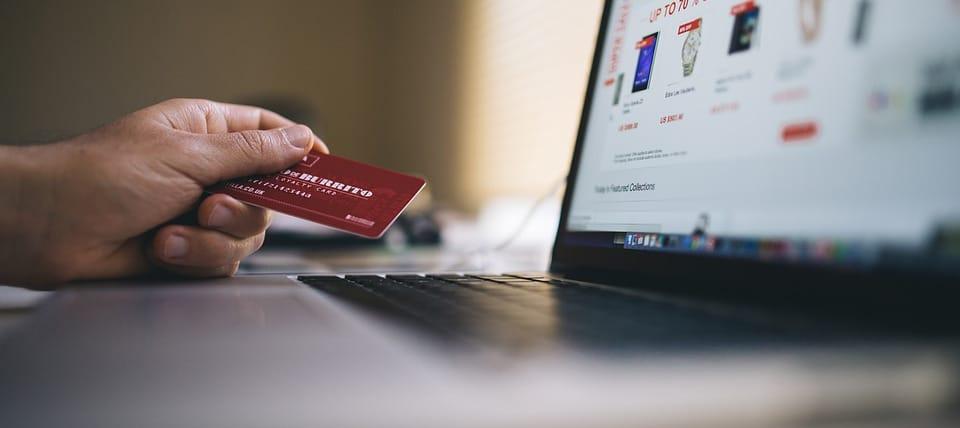 configurar el comercio electrónico