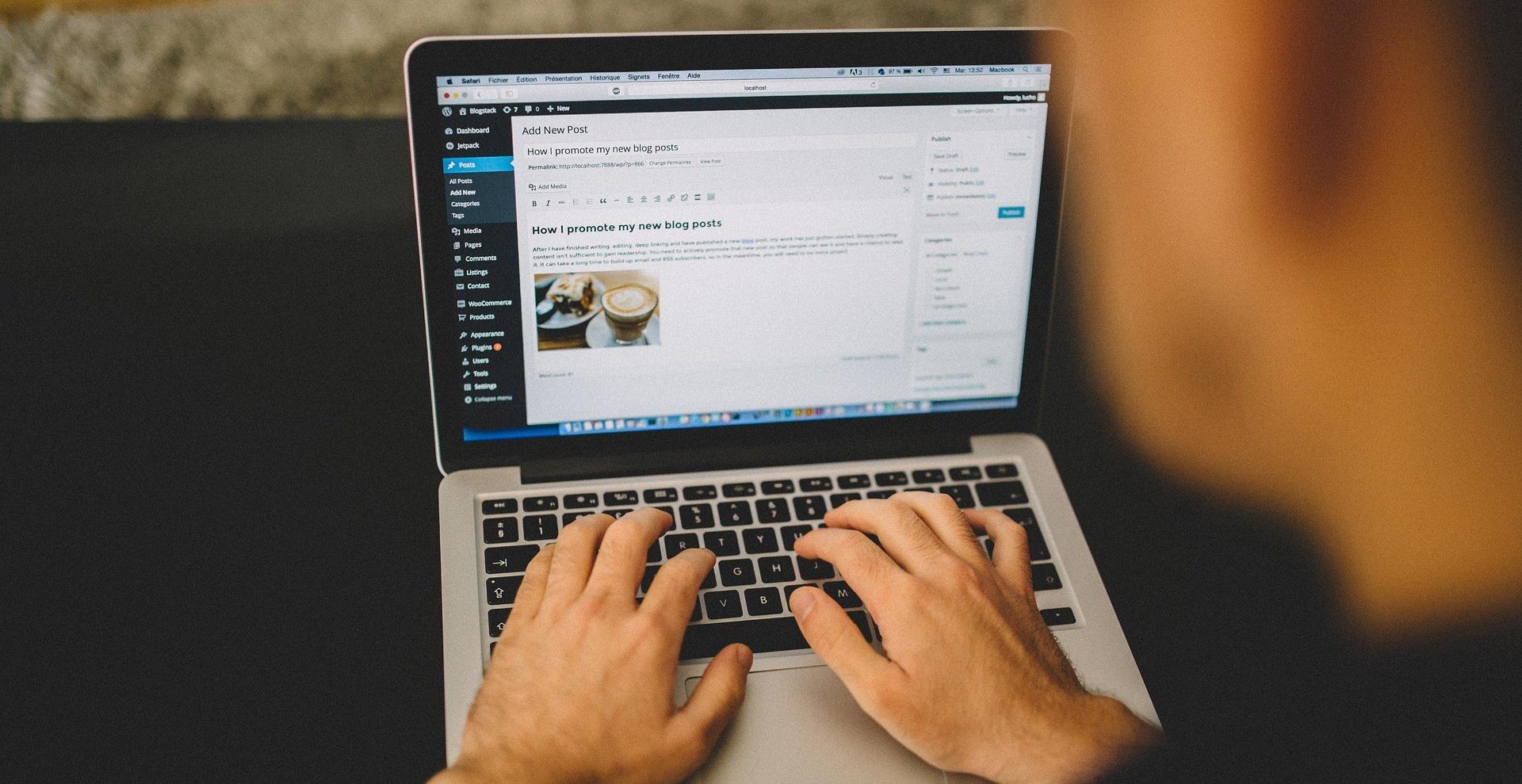 computadoras y sitios web wpo